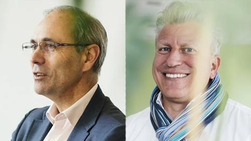 Manuel Pallage and Alain Wattier